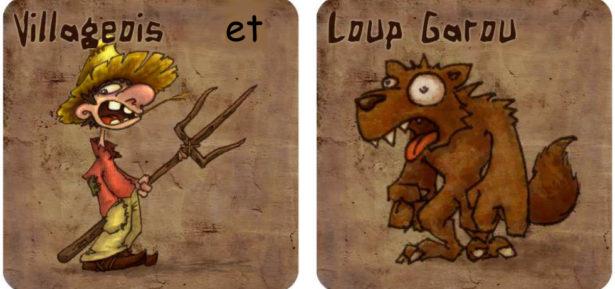 loup garou et villageois